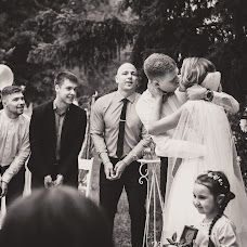 Свадебный фотограф Алёна Хиля (alena-hilia). Фотография от 17.10.2017