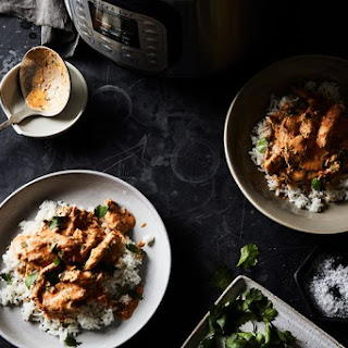 Now and Later Instant Pot Butter Chicken.