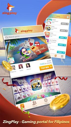 ZingPlay Portal - Games Center - Tongits - Pusoy 1.0.9 screenshots 1