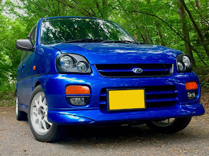 プレオ RA1 RS limitedⅡのカスタム事例画像  turbouさんの2020年06月03日12:33の投稿
