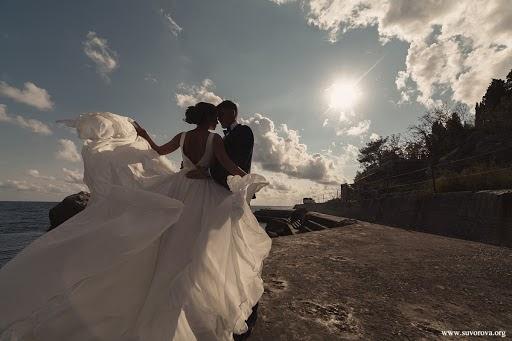Φωτογράφος γάμων Aleksandra Suvorova (suvorova). Φωτογραφία: 29.11.2016