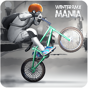 Winter BMX Mania for PC and MAC