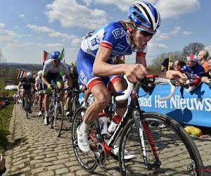 """Offredo: """"Le vélo, ce n'est pas l'Angleterre! C'est la Belgique! La France!"""""""