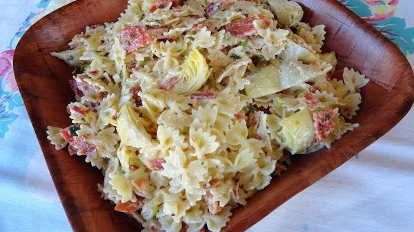 Btp Pasta Salad Recipe
