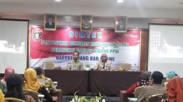 Bappelitbang Kabupaten Ngawi Jawa Timur