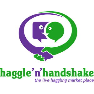 Haggle 'n' Handshake