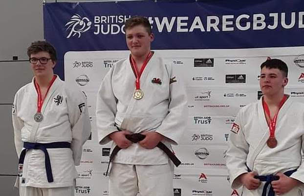 British gold for Josh