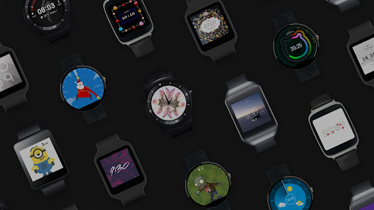Android Wear Watch Faces - Android Apps on Google Play