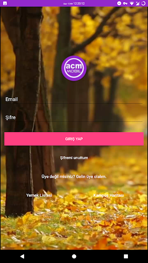 ACMobil for Android apk 1