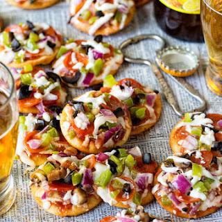 Mini Pizza Bites Recipe