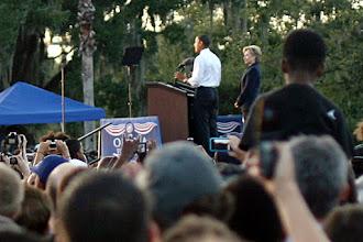 Photo: Obama in Orlando