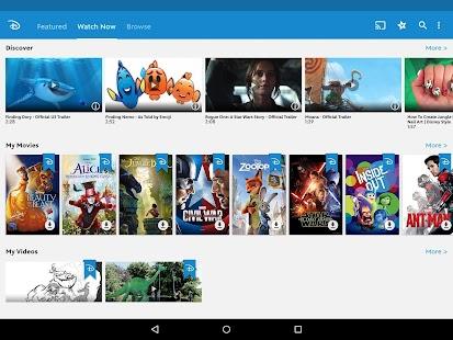 Disney Movies Anywhere Screenshot 12