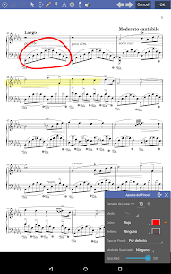MobileSheetsPro Music Reader 3