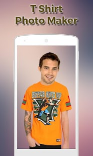T Shirt Photo Maker screenshot