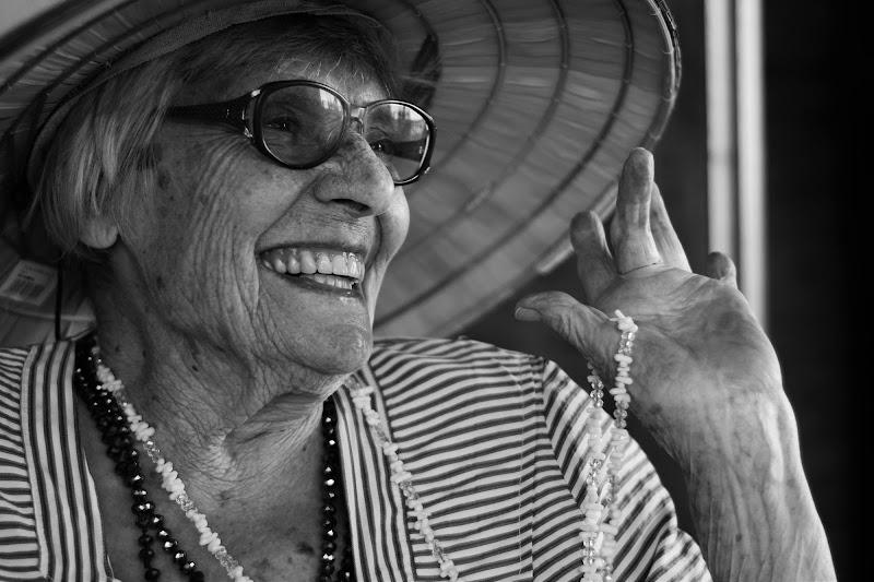 Il sorriso da una vita di Elena Mazzucco