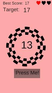 Hit Me The Game screenshot