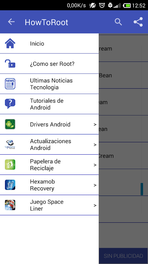 Root android todos los moviles: captura de pantalla