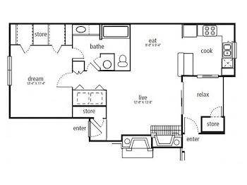 Go to Bristol Floorplan page.