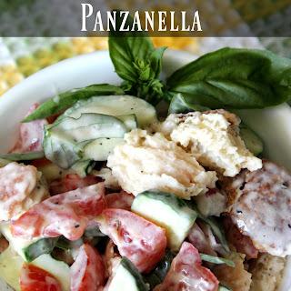Creamy Italian Panzanella