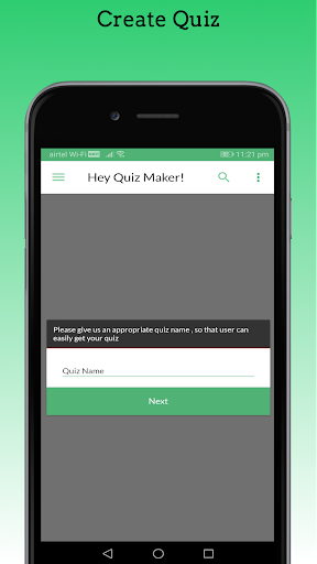 Quizmo: Free app to Create, Attempt, Share Quizzes apktram screenshots 4