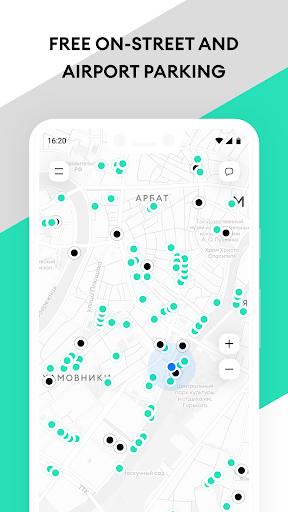 Delimobil u2013 carsharing app 7.20.0, build a026907db Screenshots 2