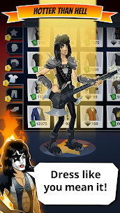 KISS Rock City – Road to Fame and Fortune 1.1.8 Android APK Mod 1