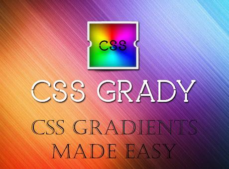 CSS Grady