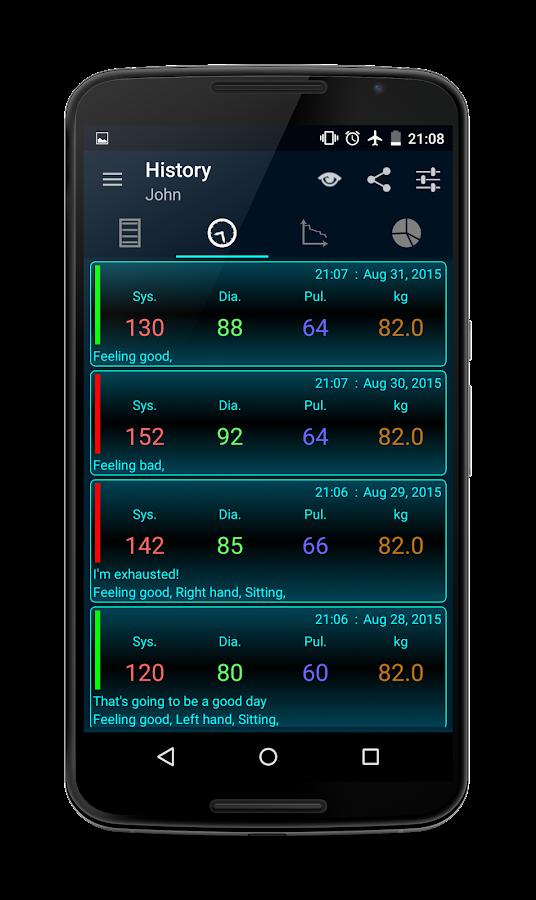 Blood Pressure (My Heart)- screenshot