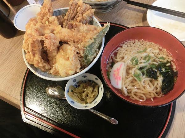 天吉屋(京站店)----日本天丼專賣店