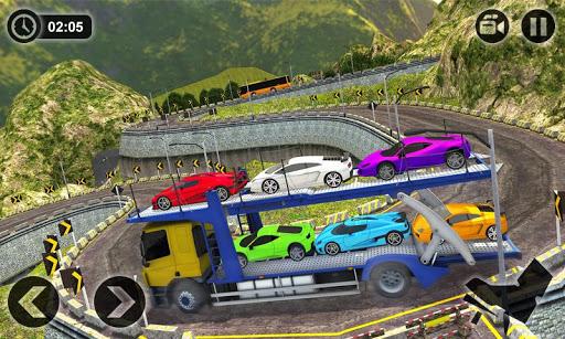 Car Transporter Cargo Truck Driving Game 2018 1.0 screenshots 2