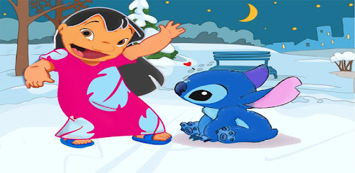 Lilo run & Stitch adventure Games (apk) free download for Android/PC/Windows screenshot