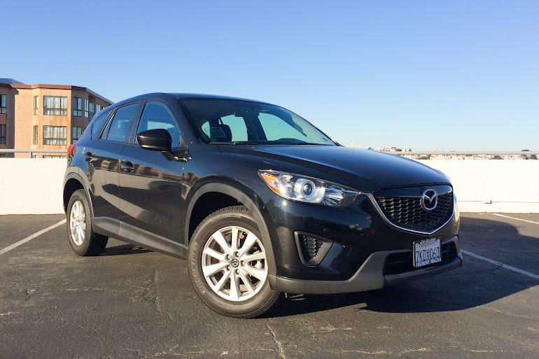 Rent A Black Mazda CX In San Francisco Getaround - Mazda service san francisco