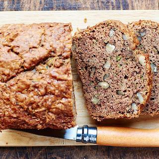 Pumpkin Zucchini Spice Bread