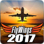 Flight Simulator 2017 FlyWings Free