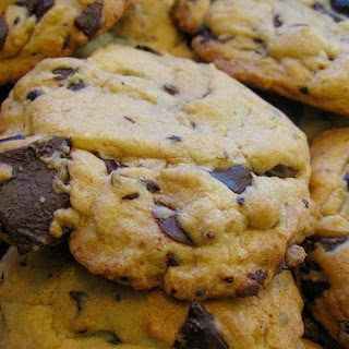 Spicy Gluten Free Mexican Chocolate Chunk Cookies.