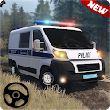 US Police Car Chase Driver:Free Simulation games icon