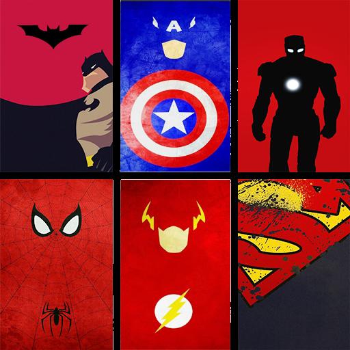 SuperHero Wallpaper Icon