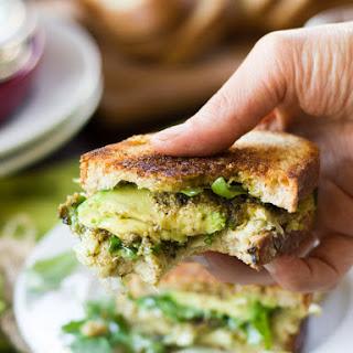 Green Goddess Melt Sandwich