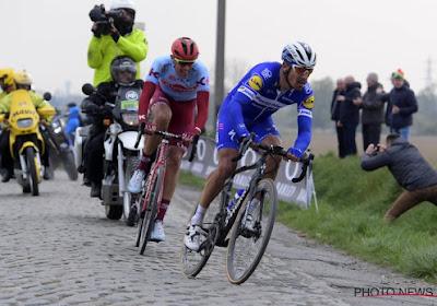 Straf! Philippe Gilbert veegt de Belgische nul van de tabellen met heroïsche zege in Parijs-Roubaix