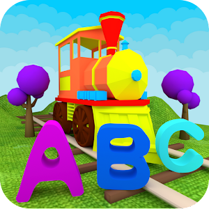 Learn ABC Alphabet Train Kids for PC and MAC