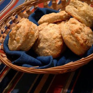 Apple Cheddar Savory Scones
