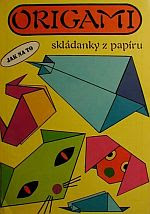 Photo: Origami, skládanky z papíru - Janoš Jirí Svojka a Vašut Praha 1992 paperback 16 pp ISBN 8090025870