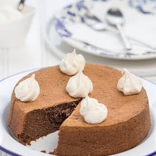 Chocolate Mocha Buckwheat Cake.