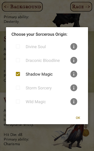 Download 5e Character Sheet MOD APK 2