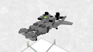 MD MF-ST02 STRATOS/B(飛行形態)