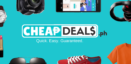 Приложения в Google Play – CheapDeals.ph - Online Shopping ...