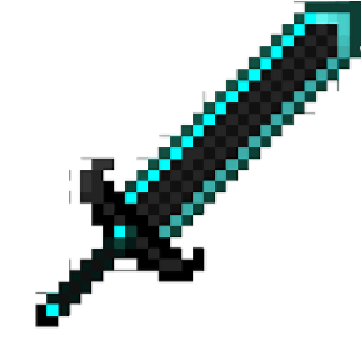 gold-sword-minecraft-pixel-art