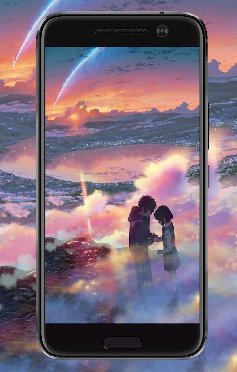 تحميل Kimi No Nawa Wallpaper Hd Apk أحدث إصدار 11 لأجهزة