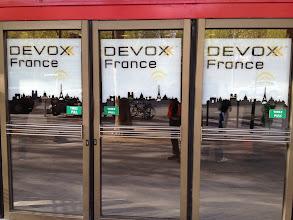 Photo: Devoxx France