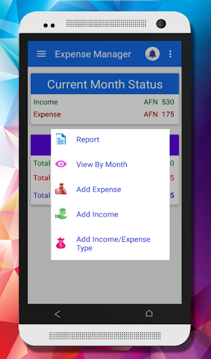 Money and Expense Manager Offline: Daily, Monthly by Nithra (Google